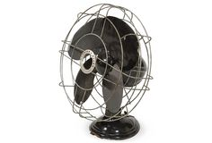 I restored old fans in college. Loved them back to their youth and gave them as gifts. I kept one for myself and it is still my favorite thing in life. It is SO useful even in the day of the AC.