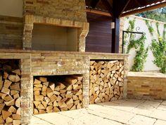 Kemax - Szolnoki kerti konyha Firewood, Wood Fuel
