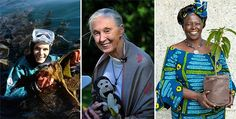12 Women Environmentalists