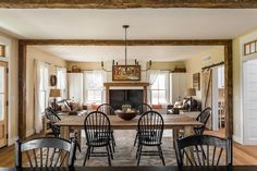 Photo 1 of a bunch that make it worth just visiting the website for! A Modern Rustic Farmhouse in Indiana