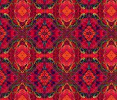 Esmeralda fabric by loriwierdesigns on Spoonflower - custom fabric