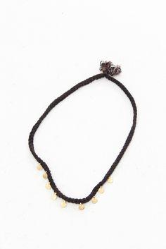 Takara Oro Necklace Black