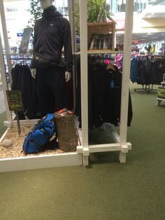 Cotswold - Milton Keynes - Outdoor - Camping - Clothing - Layout - Landscape - Customer Journey - Visual Merchandising - www.clearretailgroup.eu