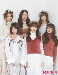G-Friend - Star Magazine March Issue Gfriend And Bts, Gfriend Yuju, Gfriend Sowon, Kpop Girl Groups, Korean Girl Groups, Kpop Girls, Extended Play, Kpop Profiles, Star Magazine