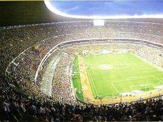 Estadio Azteca-Mexico DF