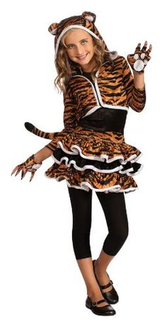The Girls Tigress Hoodie Costume is the perfect 2019 Halloween costume for you. Show off your Girls costume and impress your friends with this top quality selection from Costume SuperCenter! Girls Tiger Costume, Girl Costumes, Costumes Kids, Costume Craze, Animal Halloween Costumes, Halloween Kids, Spirit Halloween, Happy Halloween, Tiger Halloween