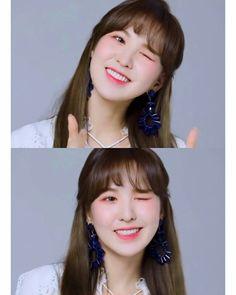 Kpop Girl Groups, Korean Girl Groups, Kpop Girls, Wendy Rv, Wendy Red Velvet, Korean Bands, Seulgi, Makeup Inspiration, My Girl
