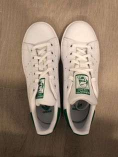 check out 0c39b 5dfcc The Stan Smith story gets reworked in this Stan Smith J shoe sized for  junior girls. adidas Originals Stan Smith J White Iridescent Leather Youth.
