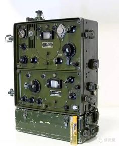 Image result for old military radio