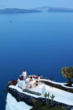 Unique selection of fully customizable Honeymoon Packages in Greece. Athens, Mykonos, Santorini & more. Places Around The World, Oh The Places You'll Go, Places To Travel, Places To Visit, Vacation Destinations, Dream Vacations, Vacation Spots, Mykonos, Oia Santorini