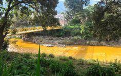Colombia: Alerta por dos nuevos vertimientos contaminantes en el río Medellín