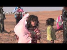 Cada minuto, 30 personas en el mundo huyen de sus hogares por la guerra o la persecución