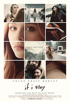 Mia Hall (Moretz) thought the hardest decision she would ever face would be whether to pursue her musical dreams at Juilliard or follow a different path to be with the love of her life, Adam (Blackley). But what should have been a carefree family drive changes everything in an instant, and now her own life hangs in the balance. Caught between life and death for one revealing day, Mia has only one decision left, which will not only decide her future but her ultimate fate.