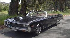 1970 Chrysler Newport Convertible