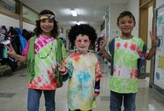 Hansen Elementary School Kicks Off 50th Anniversary Celebration with 60s Day - Stoughton, MA Patch