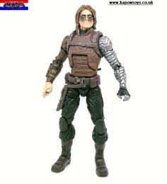 Marvel Legends Winter Soldier