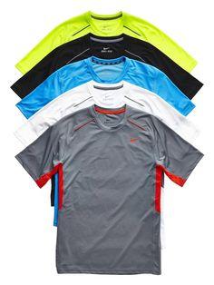 nike training shirts