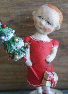 Christmas Pearl Debbee Thibault's