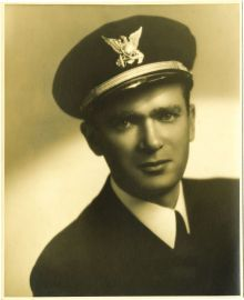Buddy Ebsen  (April 2, 1908 – July 6, 2003) Born in Belleville, IL.  Enlisted in the Coast Guard during WW II serving from 1943-46. Dancer and actor best known for his television roles as Jed Clampett in The Beverly Hillbillies, and title role in Barnaby Jones.