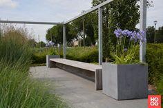Wijsman Hoveniers - Eigentijds en sfeervol - Hoog ■ Exclusieve woon- en tuin inspiratie.