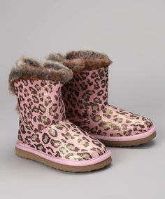 Take a look at this Carter's Pink Fayette Boot by OshKosh B'gosh & Carter's on #zulily today!