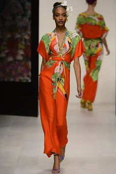 Issa Spring Summer 2013: Garden Of Eden | Shows