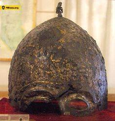 Reflections on the history of dome-shaped helmets with half-masks in Russia. Part 1. / OZR - Society for the Protection of Historical Reconstruction. / MReen - the story is here.