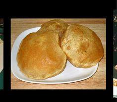 poori, my favorite Indian bread