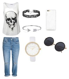 """"""":/"""" by aliza-ahmed on Polyvore featuring Bling Jewelry and River Island"""