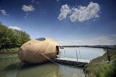 Gallery of Exbury Egg / PAD studio + SPUD Group + Stephen Turner - 1