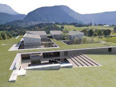 Francesco Cellini, Riconversione/riqualificazione dell'ex struttura industriale Bailo