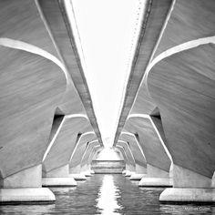 Symmetries by Mathias Guillin, via Behance