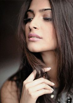 Inspiration for Anisa, the heroine in Unholy Desires. First appeared in Unholy Cravings.  (IRL: SONAM KAPOOR » СОНАМ КАПУР)