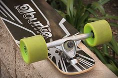 Silverfishlongboarding.com reviews the Burke Vagrant DT.