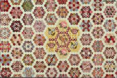 19th century, British quilt