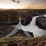 Light Painting and Landscape Photography: Lightmark