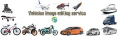 Vehicles image editing services at- www.clippingpathgraphics.com