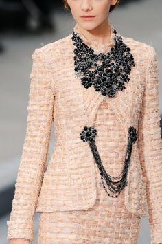 The Chanel Suit, always a classic