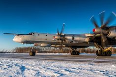 Russian airplanes taking flights TU-22, TU-95 and others