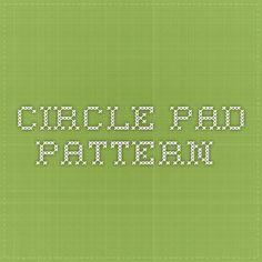 circle pad pattern