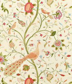 Richloom Mirth Bouquet Fabric - $19.05 | onlinefabricstore.net