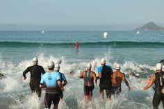 FRANCISSWIM - ESPORTES AQUÁTICOS: Rio Triathlon encerra fim de semana esportivo na P...