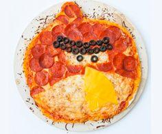 Pizza de los Angry Birds