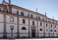 Mosteiro de Arouca | No ano de 1210 o Mosteiro de Arouca é legado a D. Mafalda, por seu pai, D. Sancho I, Rei de Portugal | www.ondasdaserra.pt #arouca #visitar #parques #turismo