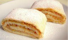 hz Baking Recipes, Cookie Recipes, Snack Recipes, Dessert Recipes, Slovakian Food, Kolaci I Torte, Twisted Recipes, Czech Recipes, Small Desserts