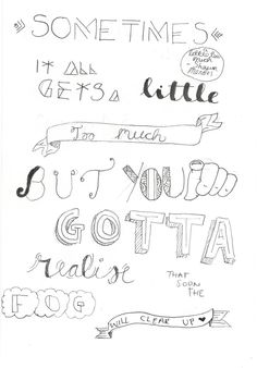 A little too much ~ Shawn Mendes