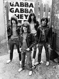 Ramones, Music Love, Music Is Life, Rock Music, Joey Ramone, Rock And Roll, Pop Internacional, Historia Do Rock, Estilo Punk Rock