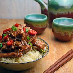Chinese-Style Barbecue Country Ribs (Slow-Cooker Recipe)   Host The Toast Blog