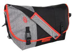 Timbuk2 Classic Messenger Bag (Large) Herringbone/Black/Black - 6pm.com