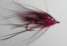 Amherst Pheasant Spey - Pink - Salmon and Steelhead Spey Fly.For more fly fishing info follow and subscribe www.theflyreelguide.com Also check out the original pinners/creators site and support